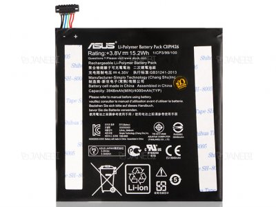 باتری اصلی Asus Zenpad S 8.0 Z580C Battery