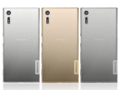 محافظ ژله ای نیلکین سونی Nillkin TPU Case Sony Xperia XZ/XZs