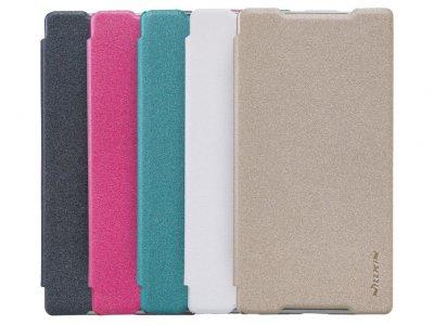 کیف نیلکین سونی Nillkin Sparkle Case Sony Xperia Z5