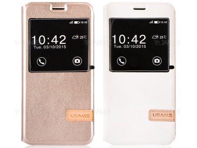 کیف چرمی یوسامز ایسوس  Usams Muge Case Asus Zenfone 2 ZE500CL