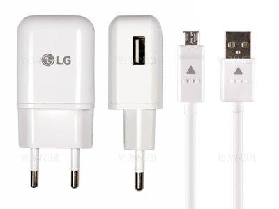 شارژر اصلی ال جی LG USB Fast Charger Adapter