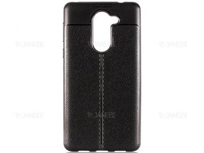 قاب ژله ای طرح چرم هواوی Auto Focus Jelly Case Huawei Honor 6X