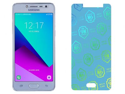 محافظ صفحه نمایش نانو سامسونگ Bestsuit Flexible Nano Glass Samsung Galaxy J2 Prime