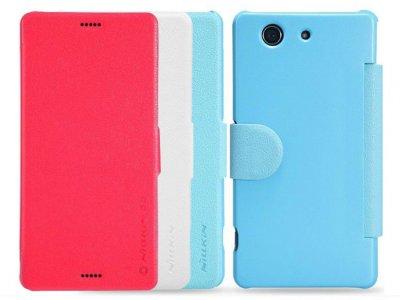 کیف نیلکین سونی Nillkin Fresh Case Sony Xperia Z3 Compact