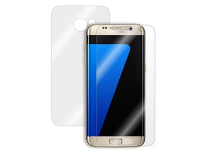 محافظ صفحه نمایش مات پشت و رو سامسونگ Bestsuit AG Screen Guard Samsung Galaxy S7 Edge