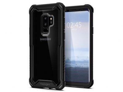قاب و محافظ صفحه نمایش اسپیگن سامسونگ Spigen Hybrid 360 Case Samsung Galaxy S9 Plus
