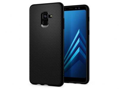 محافظ ژله ای اسپیگن سامسونگ Spigen Liquid Air Case Samsung Galaxy A8 Plus 2018