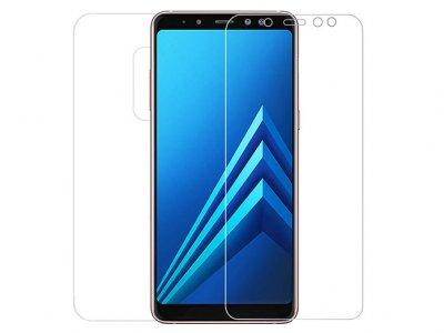 محافظ صفحه نمایش پشت و رو سامسونگ Bestsuit Full Body Protector Samsung Galaxy A8 2018