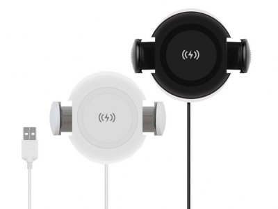 نگهدارنده و شارژر مغناطیسی مومکس Momax CM8 Wireless Car Charger