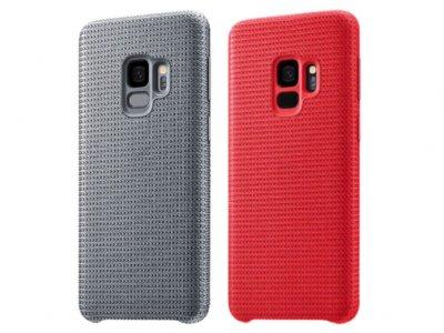 قاب محافظ اصلی سامسونگ اس 9 Samsung Galaxy S9 Hyperknit Cover