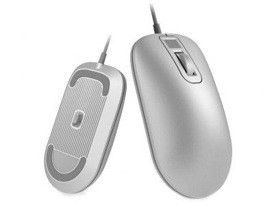 موس هوشمند شیائومی مجهز به حسگر اثر انگشت Xiaomi Smart Fingerprint Sensor Mouse for Windows