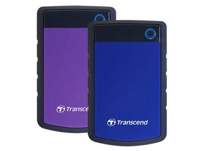 هارد اکسترنال ترنسند Transcend Storejet 25H3 USB 3.0 3TB