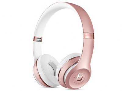 هدفون بی سیم سولو 3 بیتس Beats Solo3 Wireless Headphones Rose Gold