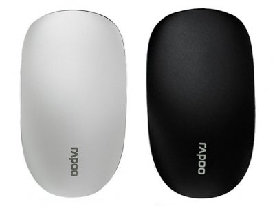 موس لمسی بی سیم رپو Rapoo T8 Wireless Laser Touch Mouse