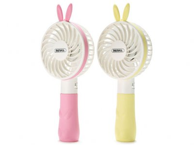 پنکه قابل حمل ریمکس Remax Rabbit F7 Bunny Mini Fan