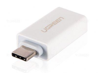 مبدل تایپ سی به یو اس بی یوگرین Ugreen 30155 USB Type-C To USB Adapter