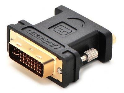 مبدل دی وی آی به وی جی ای یوگرین Ugreen 20122 DVI 24+5 To VGA Converter
