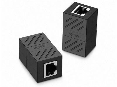 کانکتور شبکه یوگرین Ugreen NW114 RJ45 Network Coupler Adapter