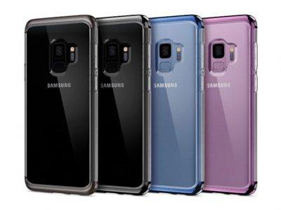 قاب محافظ اسپیگن سامسونگ Spigen Neo Hybrid NC Case Samsung Galaxy S9