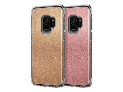 قاب محافظ اسپیگن سامسونگ Spigen Slim Armor Crystal Glitter Case Samsung Galaxy S9