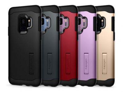 قاب محافظ اسپیگن سامسونگ Spigen Slim Armor Samsung Galaxy S9