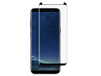 محافظ صفحه نمایش شیشه ای خمیده تمام چسب سامسونگ Bestsuit Glass Full Screen Samsung Galaxy S8