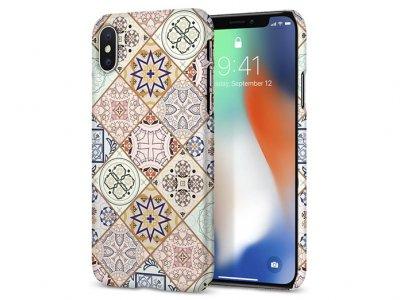 قاب محافظ اسپیگن آیفون Spigen Thin Fit Arabesque Case Apple iPhone X