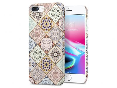 قاب محافظ اسپیگن آیفون Spigen Thin Fit Arabesque Case Apple iPhone 8 Plus