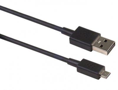 کابل شارژ و انتقال داده میکرو یو اس بی بلک بری BlackBerry Micro USB Cable 1m