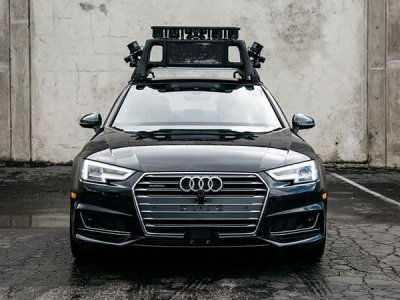 آزمایش به کارگیری ماشین های بدون راننده با مسافر در کالیفرنیا