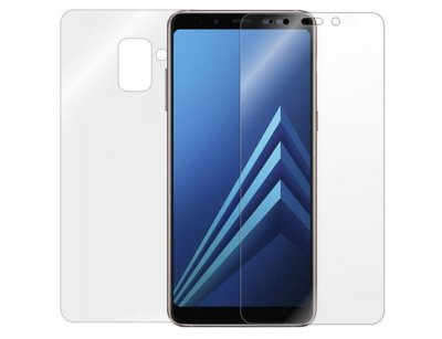 محافظ صفحه نمایش مات پشت و رو سامسونگ Bestsuit AG Screen Guard Samsung Galaxy A8 Plus 2018