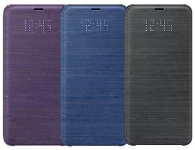 کاور ال ای دی اصلی سامسونگ گلکسی اس 9 پلاس Samsung Galaxy S9 Plus LED View Cover