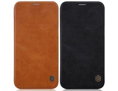 کیف چرمی نیلکین سامسونگ Nillkin Qin leather case Samsung Galaxy J2 Pro 2018