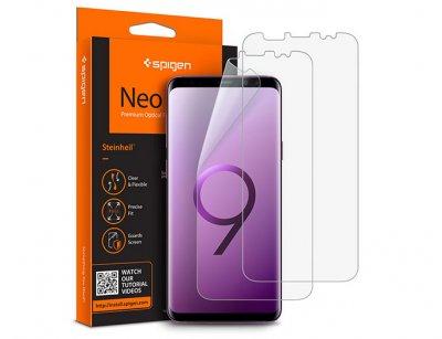 محافظ صفحه نمایش اسپیگن سامسونگ Spigen Neo Flex Screen Protector Samsung Galaxy S9 Plus