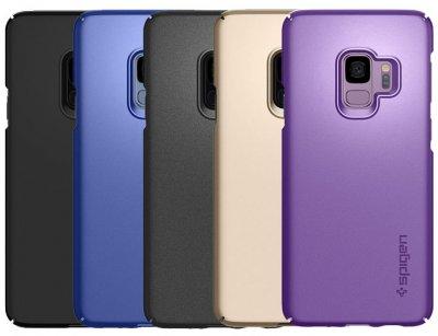 قاب محافظ اسپیگن سامسونگ Spigen Thin Fit Case Samsung Galaxy S9