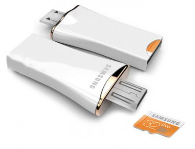فلش کارت خوان سامسونگ Samsung Ultra Fast OTG USB Flash Drive 32GB