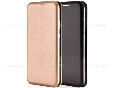 کیف چرمی هواوی Huawei P20 Lite/ Nova 3e Leather Cover