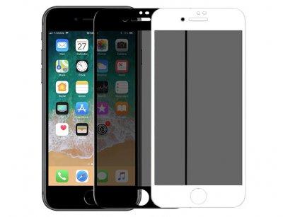 محافظ صفحه نمایش شیشه ای حریم شخصی نیلکین Nillkin 3D AP+ MAX Glass Apple iPhone 7/8