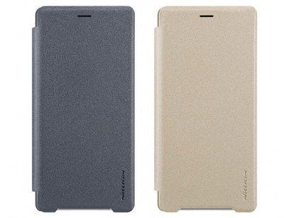 کیف نیلکین سونی Nillkin Sparkle Leather Case Sony Xperia XZ2