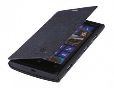 کیف چرمی مدل02 برای Nokia Lumia 920 مارک Nillkin