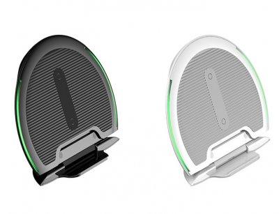 شارژر وایرلس تاشو بیسوس Baseus Foldable Wireless Charger