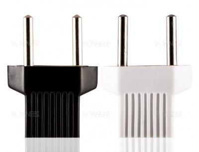 تبدیل دو شاخه به دو شاخه برق Universal Adaptor 2 to 2