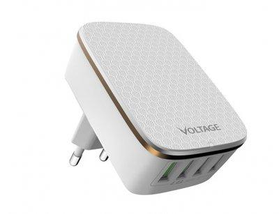 هاب یو اس بی 4 پورت ولتاژ Voltage VPE-U02 Hub USB Charger