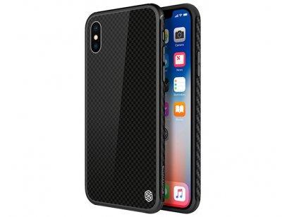 قاب محافظ نیلکین اپل آیفون Nillkin Tempered Plaid Case Apple iPhone X