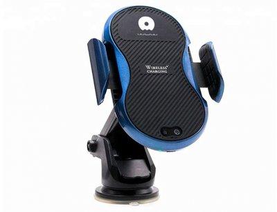 پایه نگهدارنده هوشمند و شارژر وایرلس WUW W10 Stand Wireless Charger