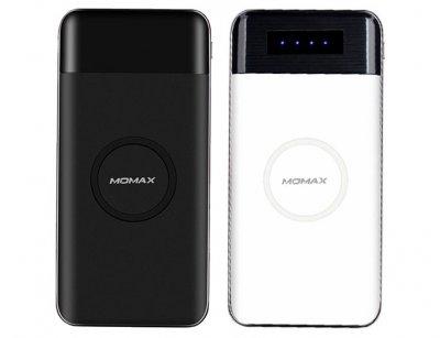 پاور بانک و شارژر وایرلس مومکس Momax iPower Air IP80 Wireless Charger 10000mAh Power Bank