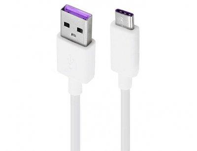 کابل اصلی سریع تایپ سی هواوی Huawei HL1289 USB 3.1 To Type C Cable 1m