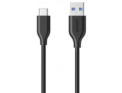 کابل شارژ و انتقال داده تایپ سی انکر Anker PowerLine USB-C to USB 3.0 Cable 0.9m