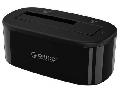 داک هارددیسک اینترنال اوریکو Orico 2.5-3.5 inch USB3.0 Hard Drive Dock 6218US3