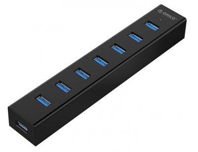 هاب یو اس بی 7 پورت اوریکو Orico 7 Port USB3.0 HUB H7013-U3